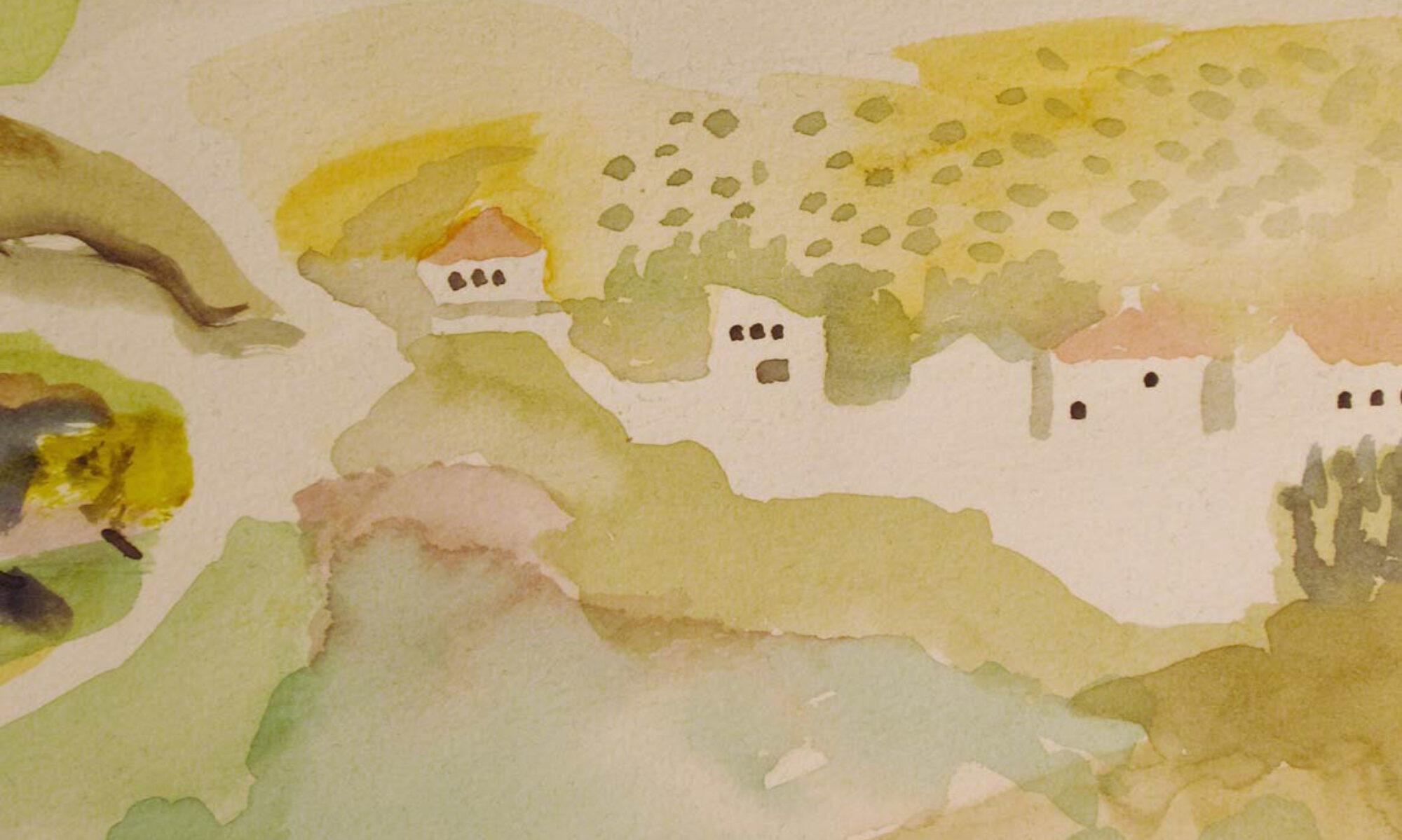 Indre Akvareller